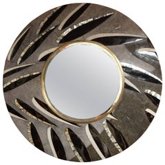 Shagreen Mirror, Offered by Area ID