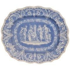 """""""Etruscan"""" Platter, circa 1830"""