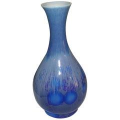 Royal Copenhagen Crystalline Glaze Vase by Paul Prochowsky 3-3-1924