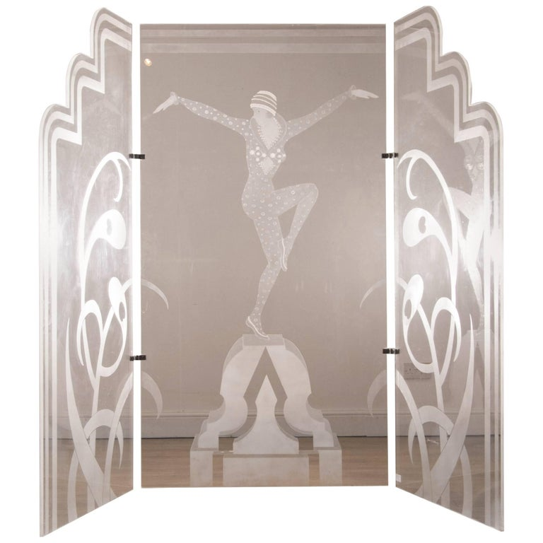 Art Deco Screen