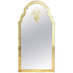 Turn of the Century French Art Deco Mirror