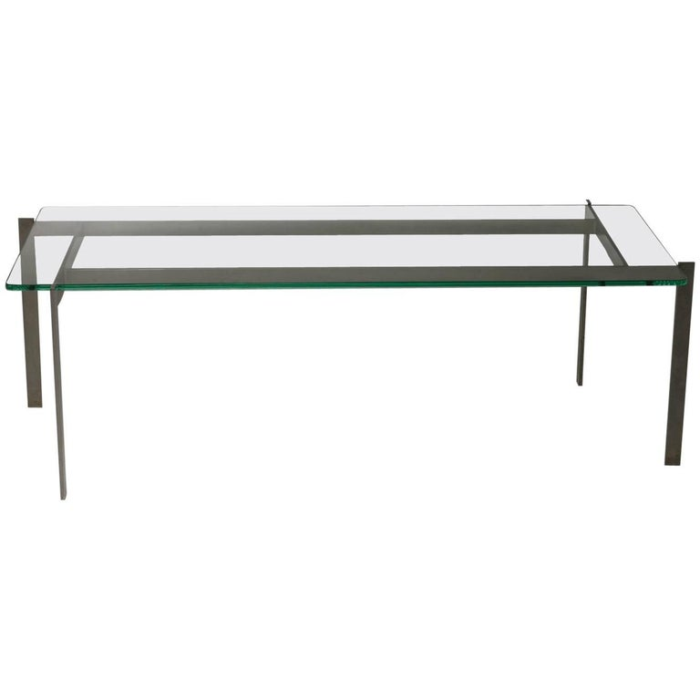 Coffee Table by Paolo Tilche for Arform For Sale