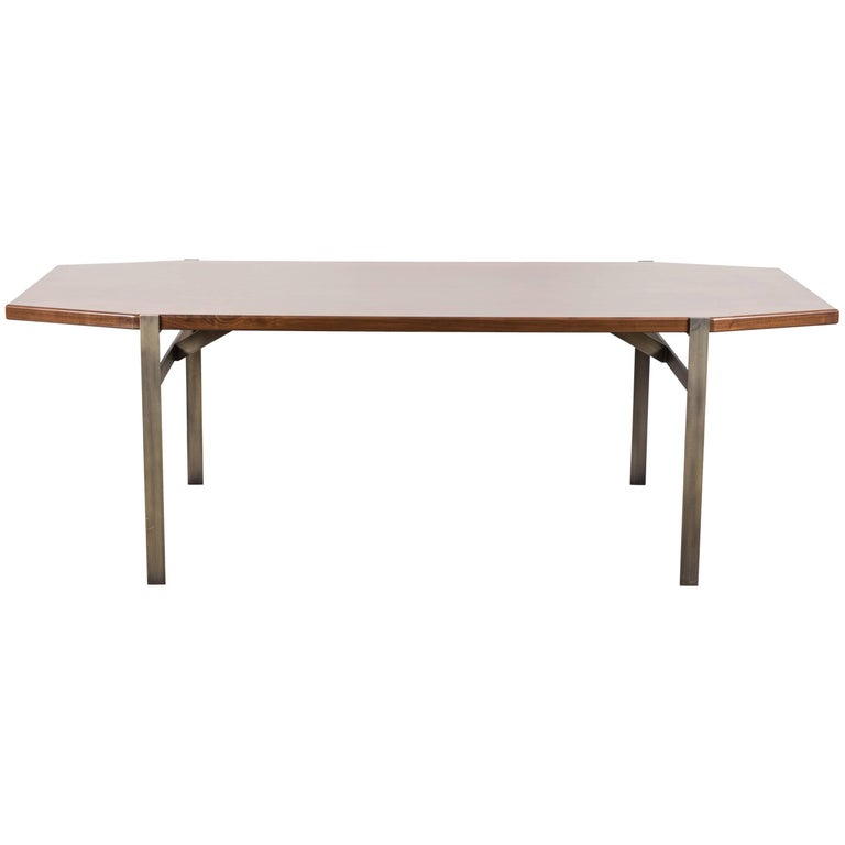 Cruz Dining Table by Lawson-Fenning For Sale