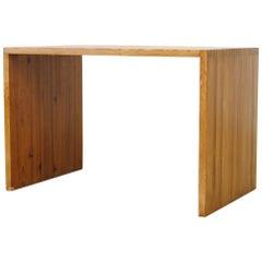Ate Van Apeldoorn Pine Desk or Console
