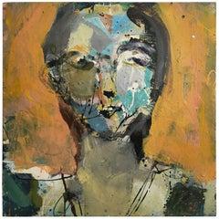 "Mexican Artist Guillermo Brockmann, ""Chula/Sweetheart"", 2016"