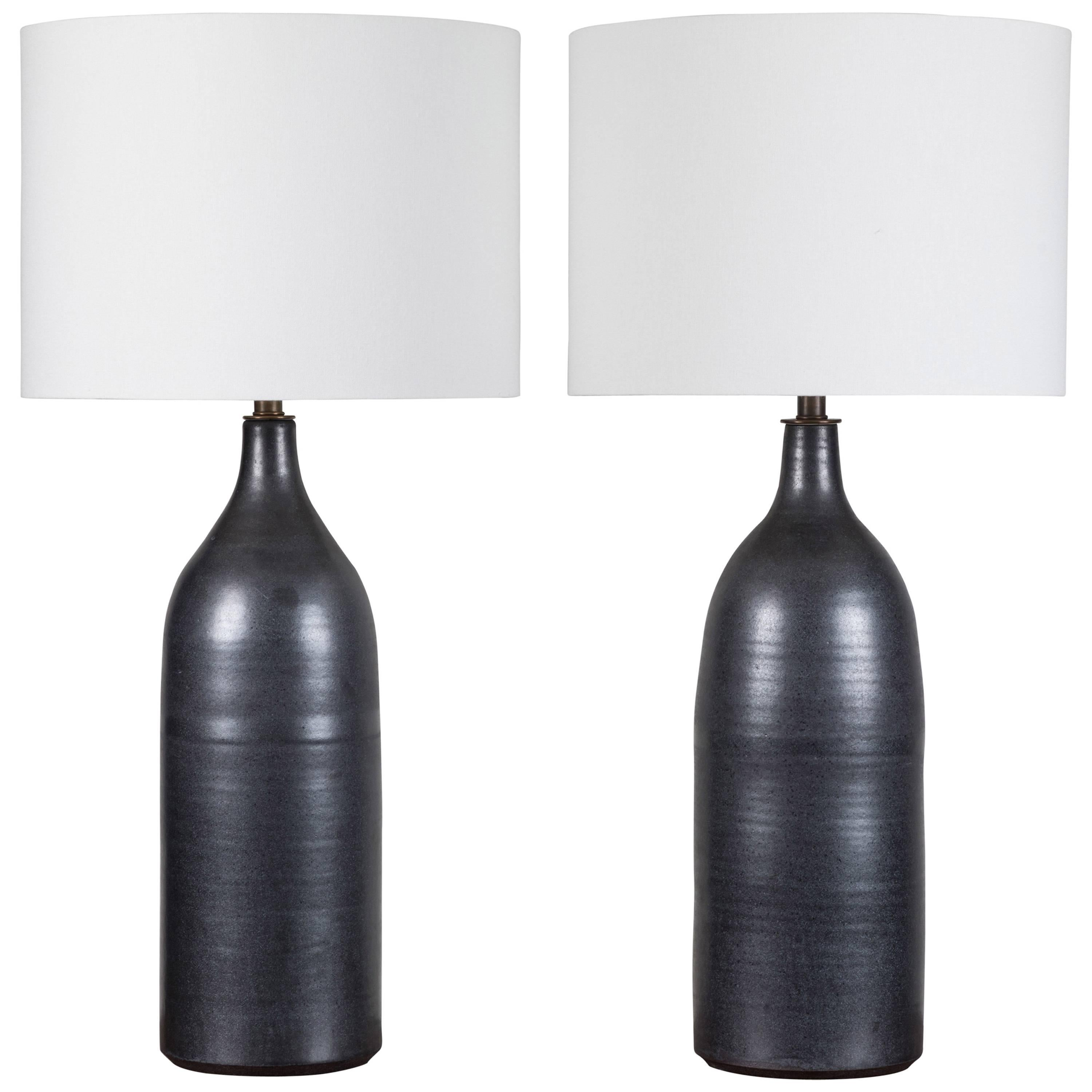 Extra Large Bottle Lamp by Victoria Morris for Lawson-Fenning