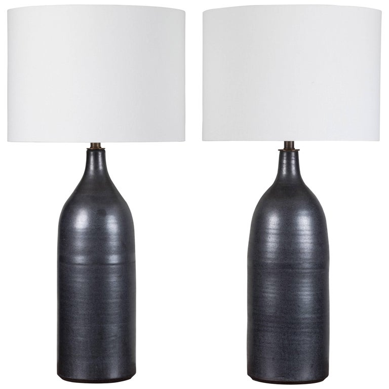Extra Large Bottle Lamp by Victoria Morris