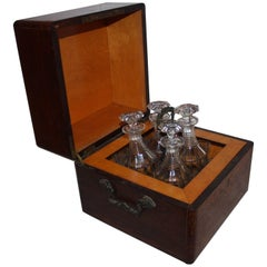 Beautiful Early 19th Century French Liqueur Box