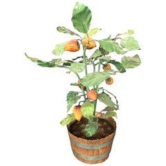 Italian Tole Strawberry Plant