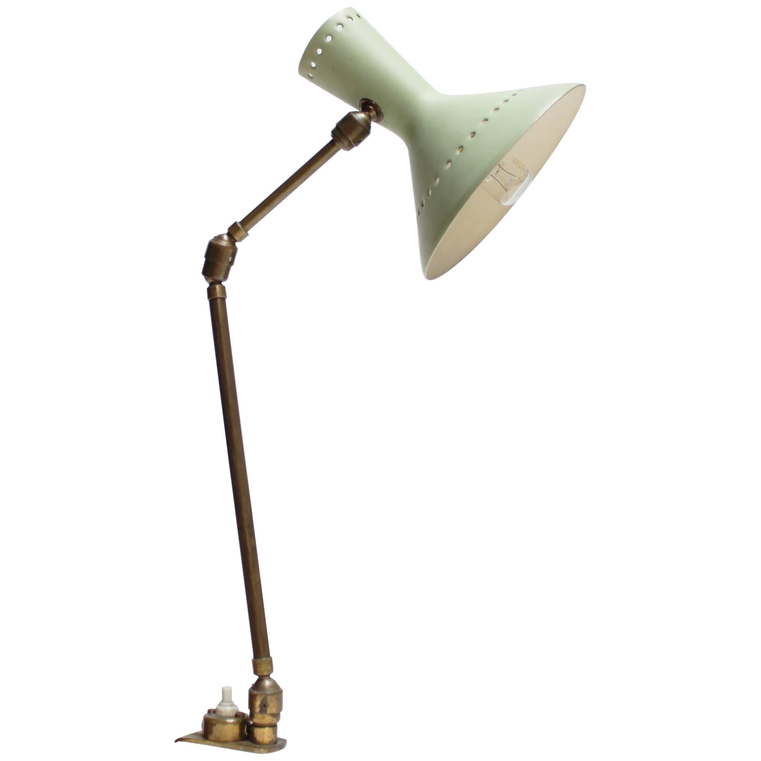Adjustable Italian Desk Lamp