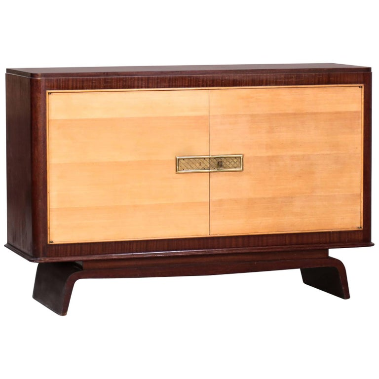 Buffet Attributed to Jean Desnos, Art Deco, 1940s