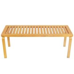 Alvar Aalto Bench