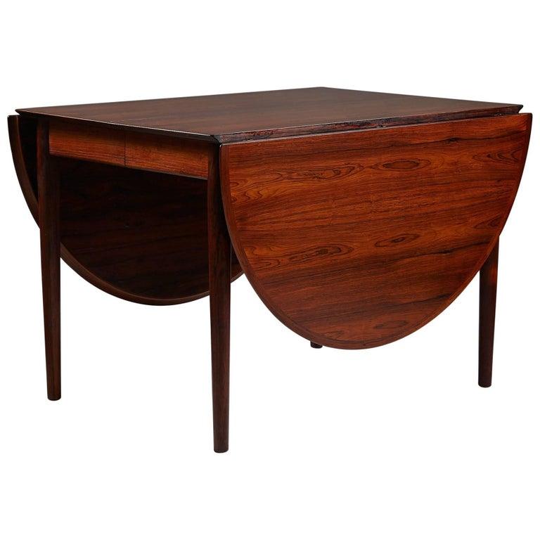 Dining Table Designed by Arne Vodder for Sibast, Denmark, 1958