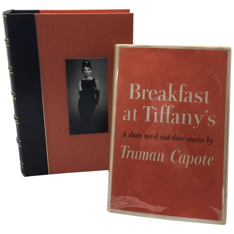 Breakfast at Tiffany's, First Edition with Original Dust Jacket, circa 1958