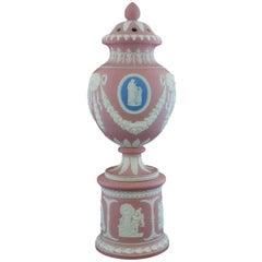 Potpourri Vase, Tricolor, Dudson, circa 1850