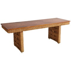 Audoux Minet Table or Bench