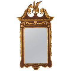 Federal Style Gilded Mirror