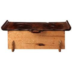 Craft Movement Storage Bench by Jeffrey Oh