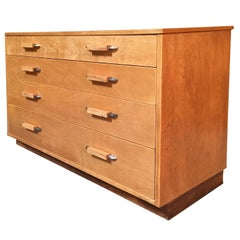 Modernist Birch Dresser Designed by Eliel Saarinen