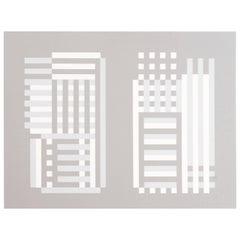 "Josef Albers ""Formulation : Articulation"" Portfolio II, Folder 12"