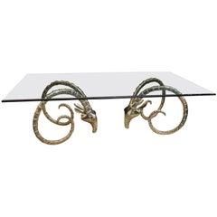Ibex Dining Table by Alain Chervet