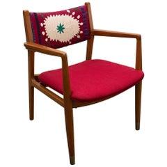 Mid-Century Lounge Chairs by Pedro Ramirez Vazquez