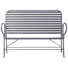 BD Barcelona Gardenia Outdoor Bench by Jaime Hayon in Green, White or Grey