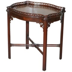 Chinese Chippendale Tables 81 For Sale At 1stdibs