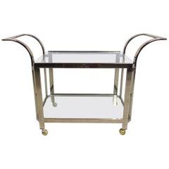 Stylish Modern Serving Cart