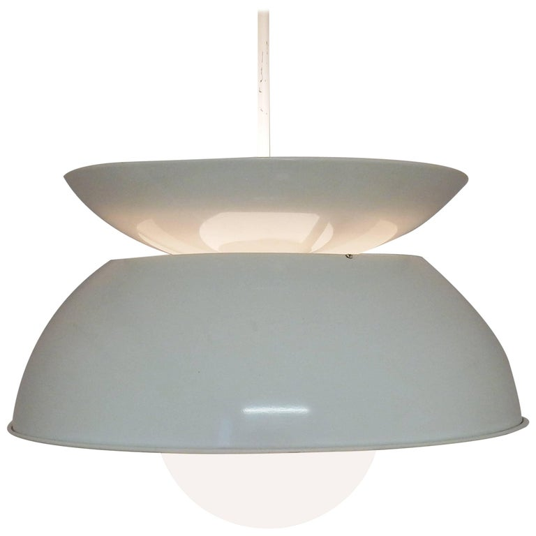'Cetra' Pendant Light by Vico Magistretti for Artemide, Italy, 1960s