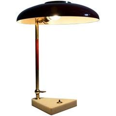 1950 Oscar Torlasco Table Lamp for Lumi, Italy