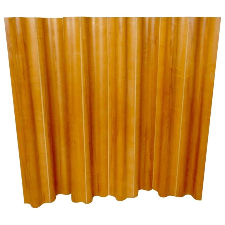 Best Calico Ash Eames FSW-8 Folding Screen