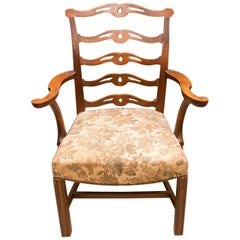 Adolf Loos, Early 20th Century Secessionist Armchair in Oak