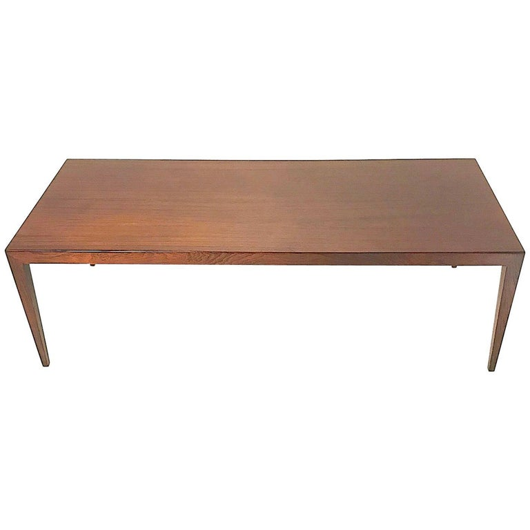 Severin Hansen Rosewood Coffee Table