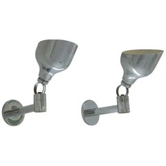 Pair of Sconces, Series AM/AS by Franco Albini, Franca Helg, Antonio Piva