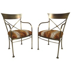 Pair of Vintage Armchairs by Design Institute
