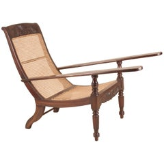Indo-Portuguese Exotic Hardwood Plantation Chair