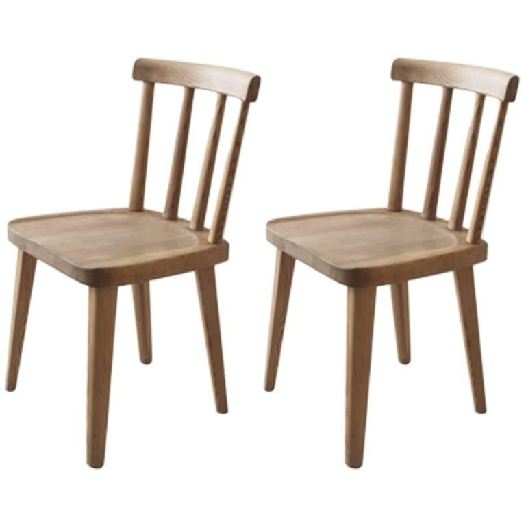 "Couple of Chairs Model ""Uto"" by Axel Einar Hjorth, Sweden, 1930"