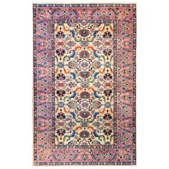 Beautiful Early 20th Century Agra Rug