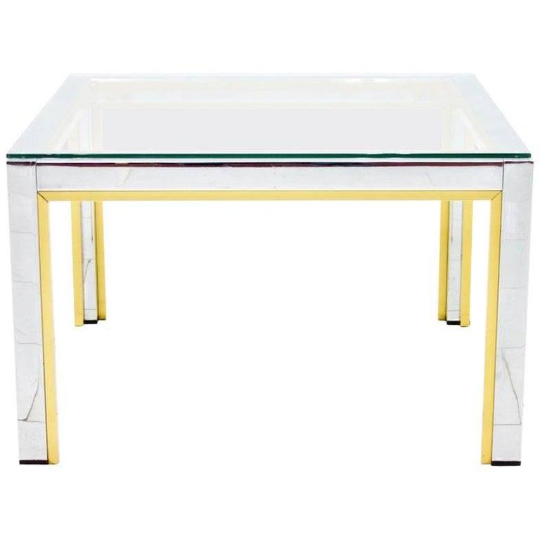 Side Table by Renato Zevi for Romeo Rega, 1970s