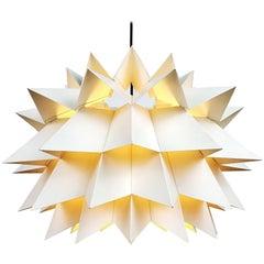 Rare Anton Fogh Holm & Alfred J Andersen 'Star' Light 'Sydney Light'