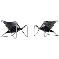 Kwok Hoi Chan Lounge Chairs SZ15 'T Spectrum, 1973