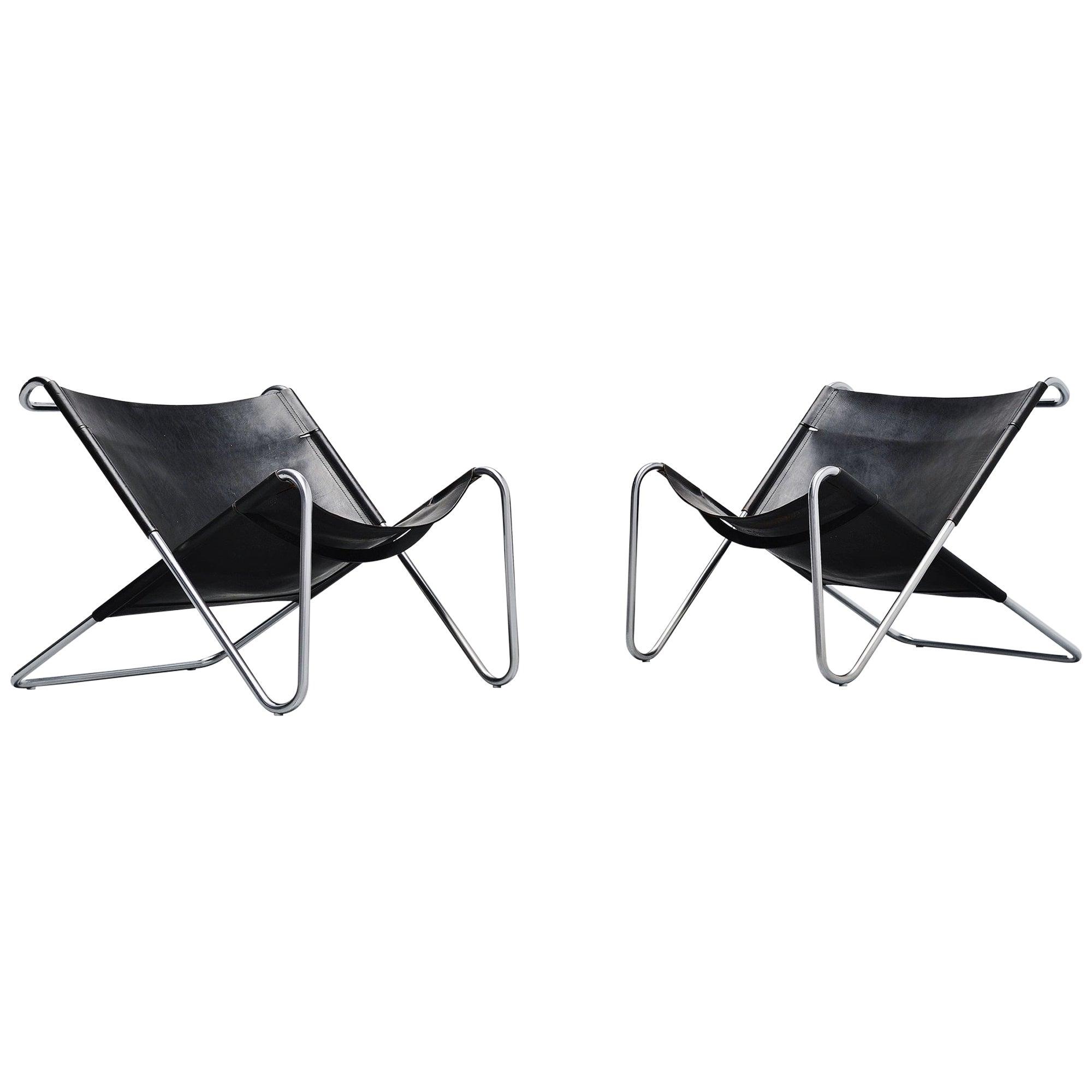 Kwok Hoi Chan Lounge Chairs SZ15 'T Spectrum, 1973