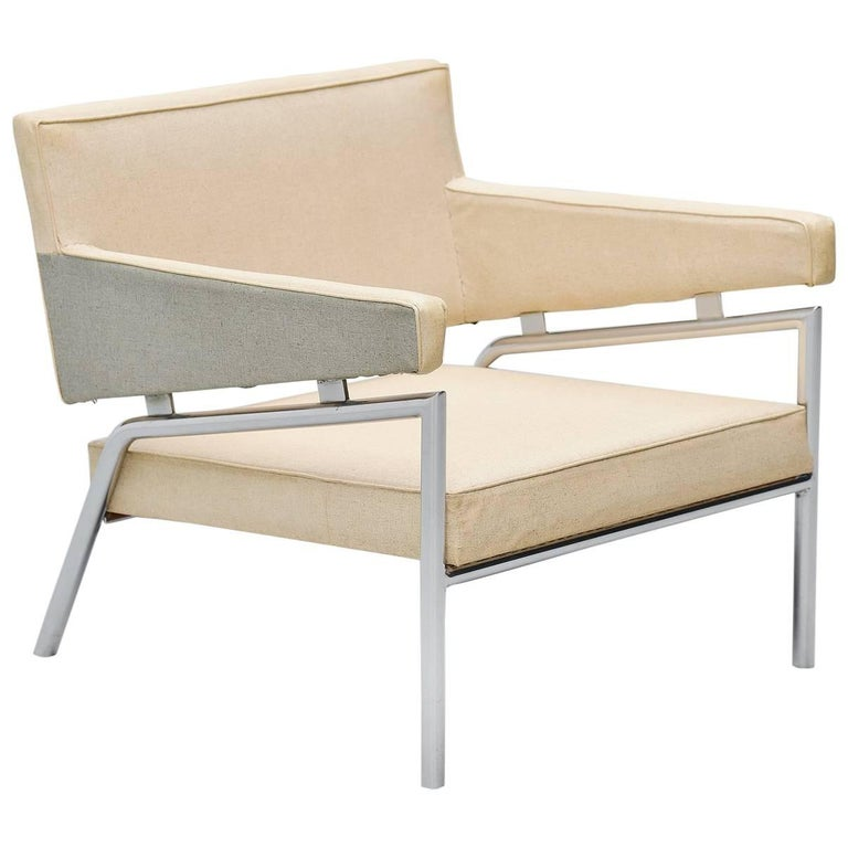 J.J.P. Oud easy chair for the Rotterdamse Spaarbank, 1960