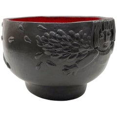Dalo, Large Decorative Ceramic Bowl
