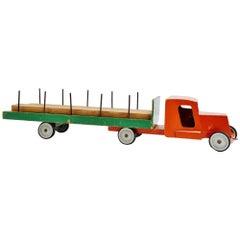 Ado Ko Verzuu Toy Truck Houthandel, 1948