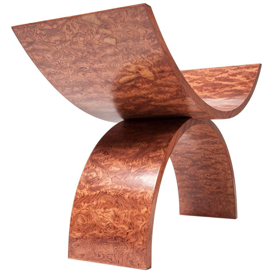 """Chair by Rossi Studio """"Double Arch"""""""