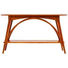 """Console Table by Fred Rossi """"Angel Arch"""""""