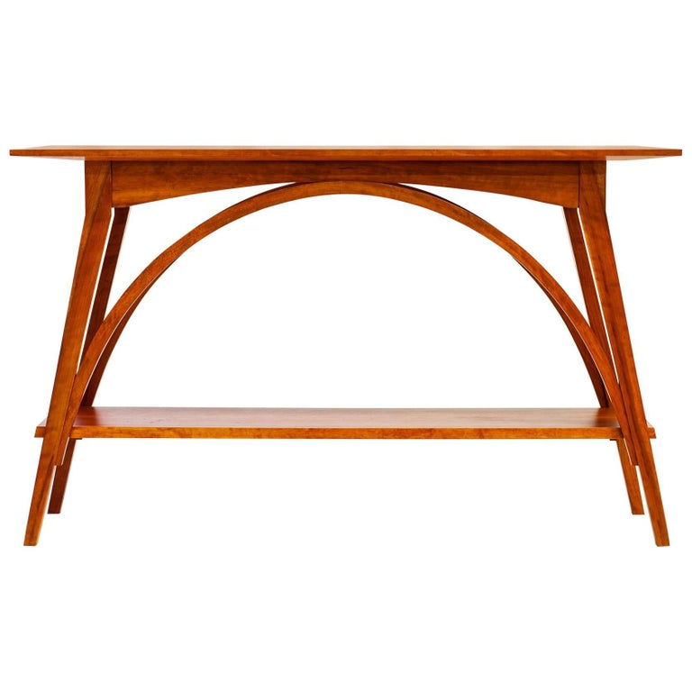 "Console Table by Rossi Studio ""Angel Arch"" For Sale"