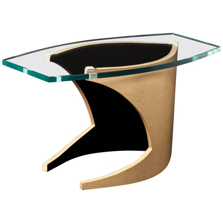 """Side Table by Fred Rossi """"Embrace"""""""